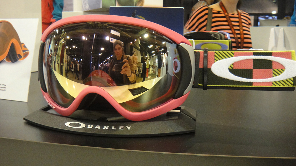 Canopy Oakley Goggles
